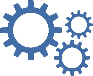 Gears or cogs